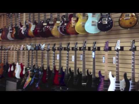 Northeast Music Center - Store Tour 2013 (HD)
