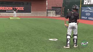 Andrew Cuff - PEC – RHP – Kennedy HS (OR) - June 20, 2019