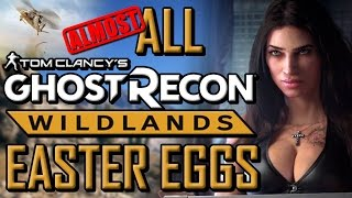 All Ghost Recon: Wildlands Easter Eggs