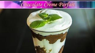 Rachel's Delicious Dishes - Chocolate Creme Parfait (cooking Show Ep. 3)