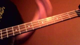 アンティック-珈琲店-  - Touhikairo (bass cover)
