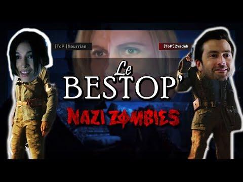 Deux Noobs Découvrent Le Zombie De Wwii Ca Tourne Mal