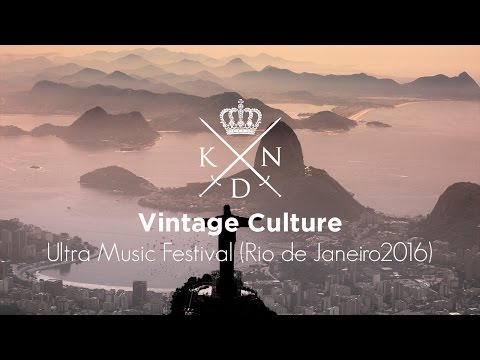 Vintage Culture - Ultra Music Festival (Rio De Janeiro 2016)
