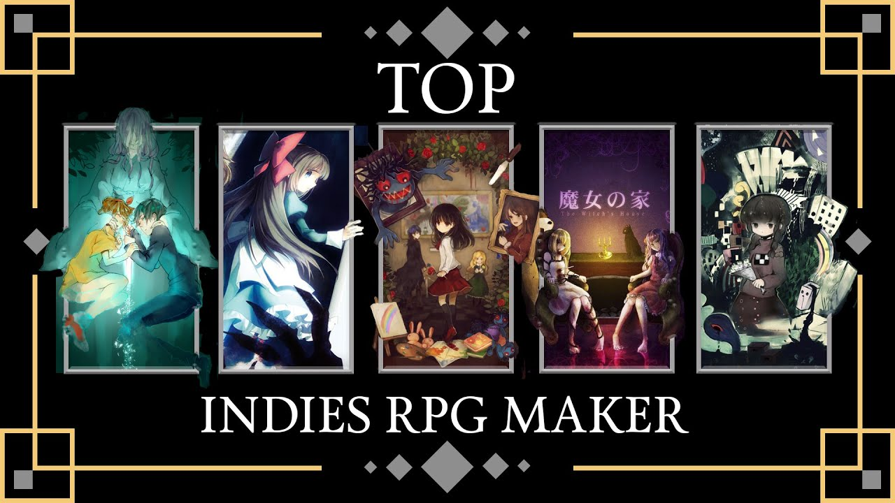 Top 13 Mis Indie Rpg Maker Games Favoritos Youtube