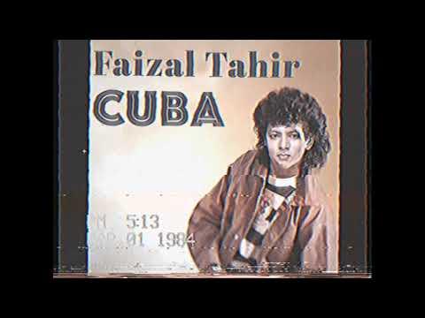 Faizal Tahir - Cuba Original 1988 Version