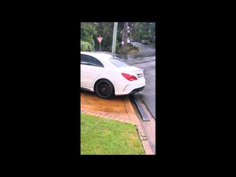 JLC driveway ramp gutter ramp kerb ramp curb ramp to prevent bottom car  scrapes