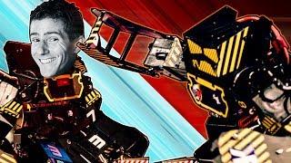Super Anthony Robot fight showdown! - ft. Khan Flicks