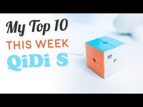 My Top 10 Solves This Week - QiYi QiDi S...