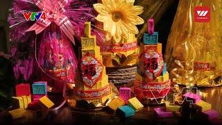"Vietnamese ""Print"" Cake – a Specialty of Hue (part 2)    VTV World"