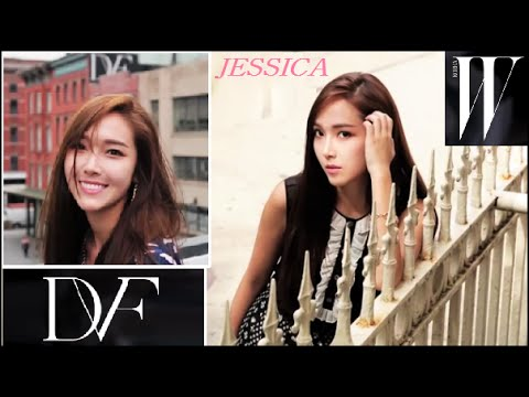 [1080p] 151112 [SNSD] Jessica X DVF fashion film [W korea]
