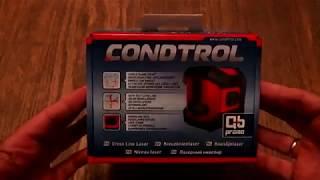 ОНЛАЙН ТРЕЙД.РУ — Уровень лазерный CONDTROL QB Promo