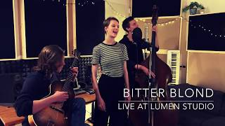 Bitter Blond – It's Like Reaching For The Moon