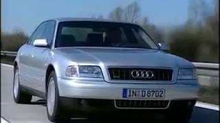 Audi A8 W12 (D2) (Test - Essai - Reportage) FR 2001