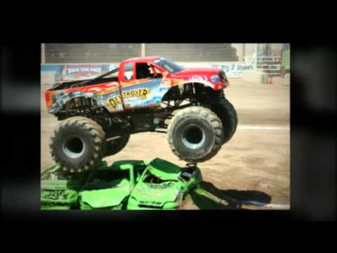 colorado state fair monster truck rally 2012 youtube. Black Bedroom Furniture Sets. Home Design Ideas