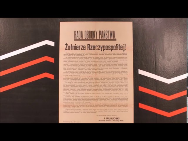 1920. Mława i mławianie w obliczu zagrożenia bolszewickiego