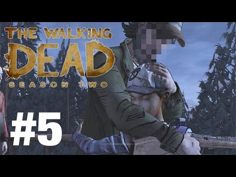 HOLY SH*T  THE WALKING DEAD SEASON 2 5