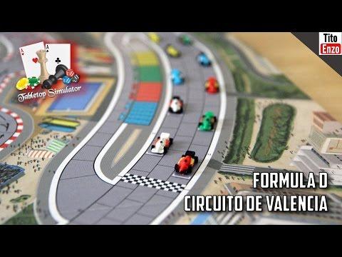 Formula DE - Circuito de Valencia