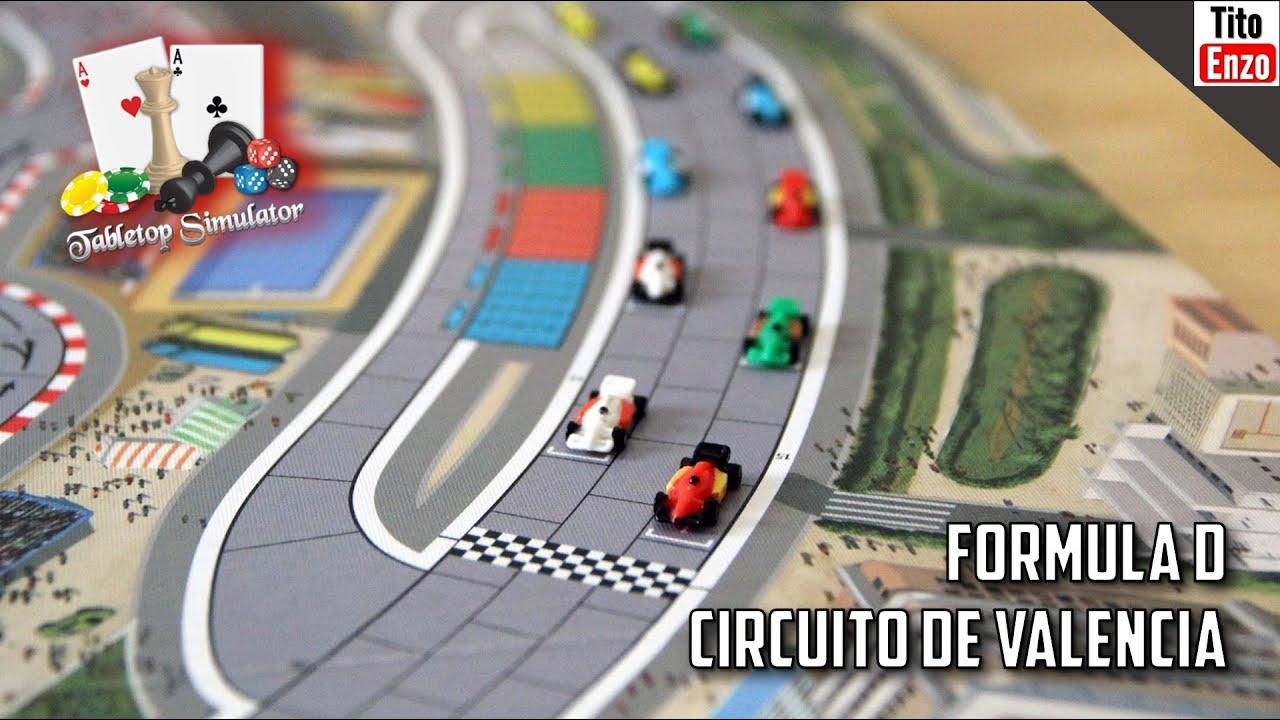 Circuito Valencia F1 : Formula de circuito de valencia youtube