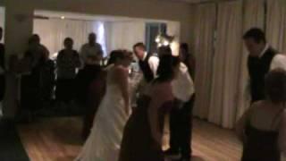 """Matt & Rhianna""""s Bridal waltz"""