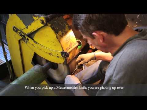 Messermeister 2066-8/B Eight Piece Knife Roll video_1