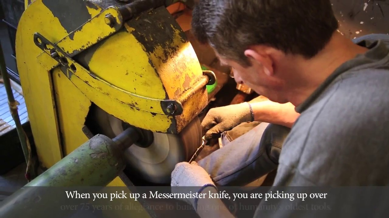 How Messermeister Knives are Made
