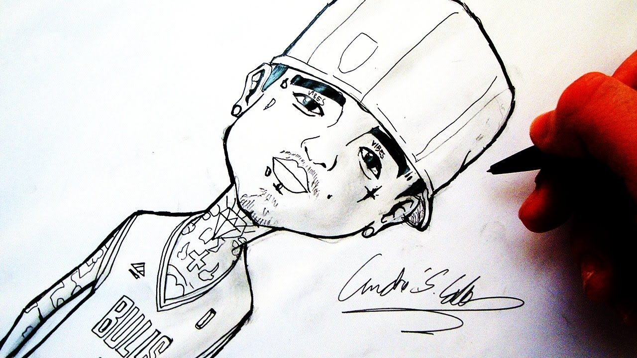 desenhando o mc guime  cartoon  kid version
