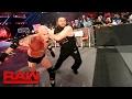 Gillberg Returns To Wwe: Raw, Feb. 13, 2017 video