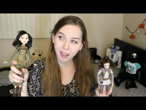 The Last Jedi Sneak Peek Toy Review! *SPOILERS*