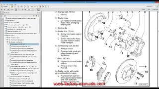 Audi Cabriolet 2003 2004 2005 2006 2007 repair manual