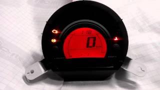 Custom Speedometer Yamaha NMax