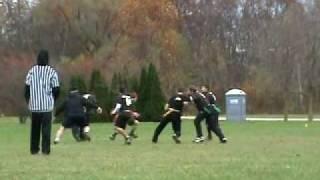 Highland Warriors Vs.Some dojo first half