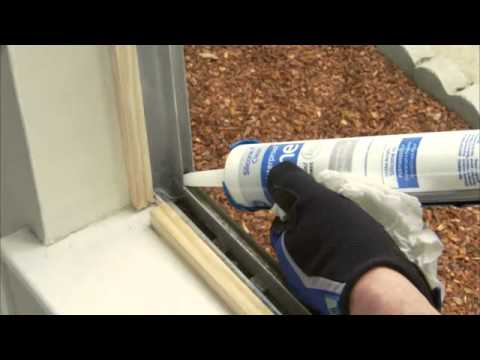 How To Install A Window Stucco Homes Youtube