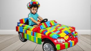 Drive a Car Kids Song and More Nursery Rhymes from LETSGOMARTIN