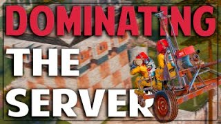 DOMINATING the server (2/2)