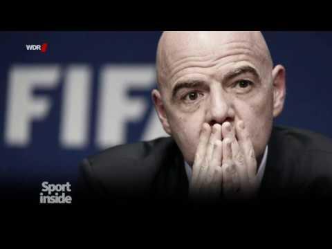 Wie früher: FIFA unter Gianni Infantino | Sport inside | WDR