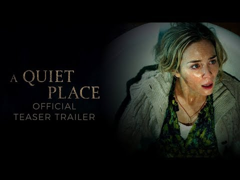 A Quiet Place (2018) - Official Teaser...
