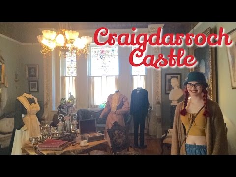 CANADA: Craigdarroch Castle Tour