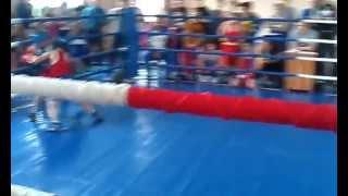 Дмитрий Чеботарев Боксер из г. Усмань(Юный боксер проявляет характер., 2015-02-10T21:43:30.000Z)