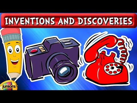Learning Videos - Inventions And Discoveries - Learning Videos For Children - Education Videos