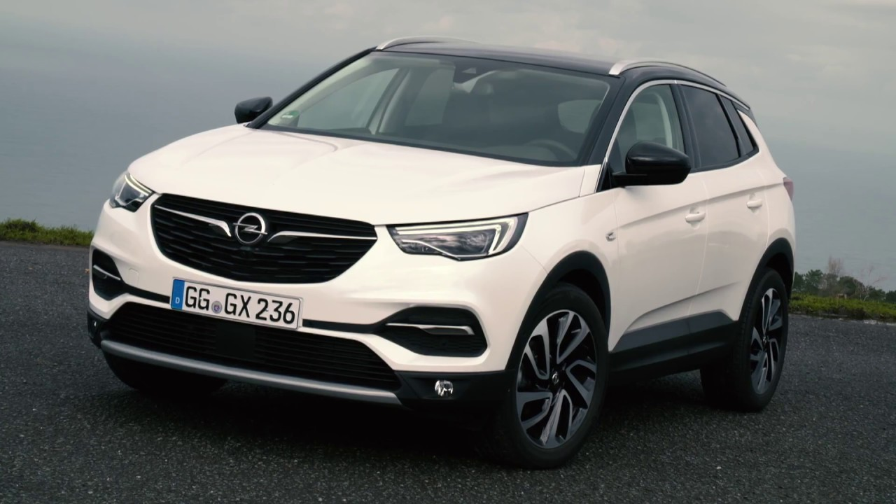 2018 Opel Grandland X Ultimate Driving Exterior Interior Youtube