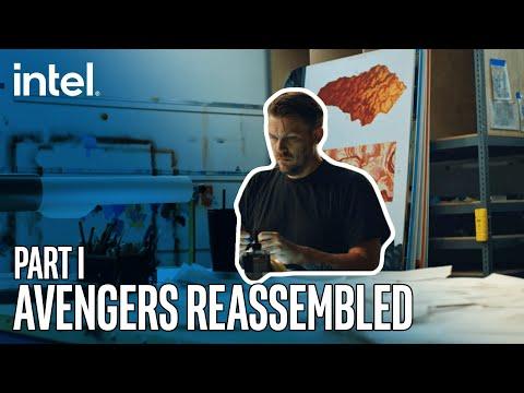 Intel Gaming | Marvel