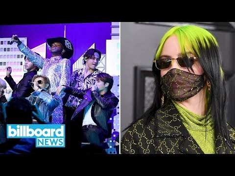The ONLY Grammys Recap You Need To Watch: Billie Eilish, BTS, Lizzo & More! | Billboard News