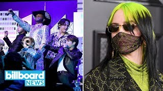Gambar cover The ONLY Grammys Recap You Need to Watch: Billie Eilish, BTS, Lizzo & More! | Billboard News