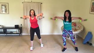 Zumba Toning Say You Won