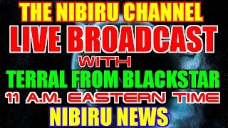 LIVE BROADCAST with TERRAL from PROJECT BLACKSTAR
