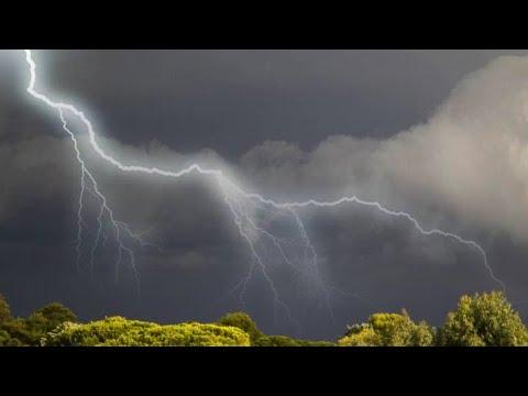 Дожди и грозы в Армении, Беларуси и Азербайджане. Погода в СНГ