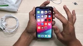 iphone X r thm phc, m bng xem ni tht chi