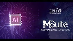 MSuite - Mortgage Automation, RPA Tool