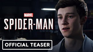 Marvel's Spider-Man Remastered on PS5 - Official New Peter Parker Teaser