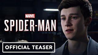Marvel's Spider-Man Remastered on PS5 - Official New Peter Parker Teaser